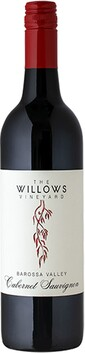 Willows Cabernet Sauvignon Barossa 2015