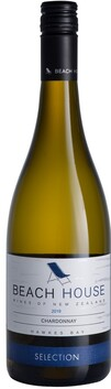 Beach House Chardonnay The Selection Hawke's Bay 2019