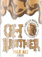 Liberty Oh Brother Pale Ale 330ml Can