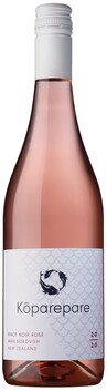 Koparepare Marlborough 2020 Pinot Noir Rose
